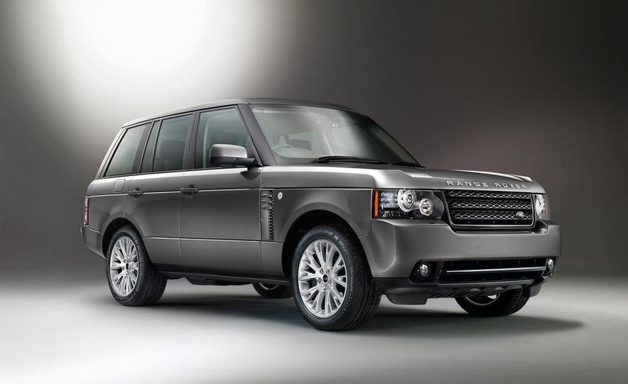 2014 Land Rover Range Rover (spy photo) - Slide 29
