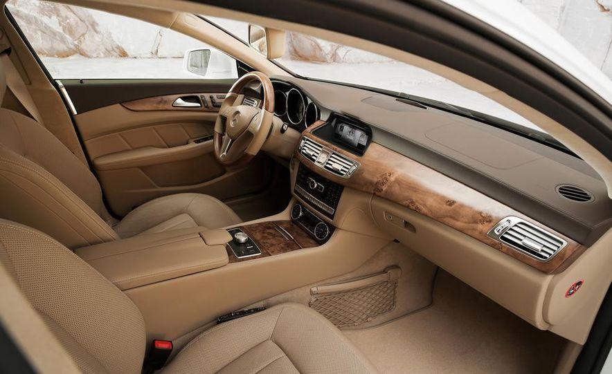 2013 Mercedes-Benz CLS500 4MATIC Shooting Brake - Slide 42