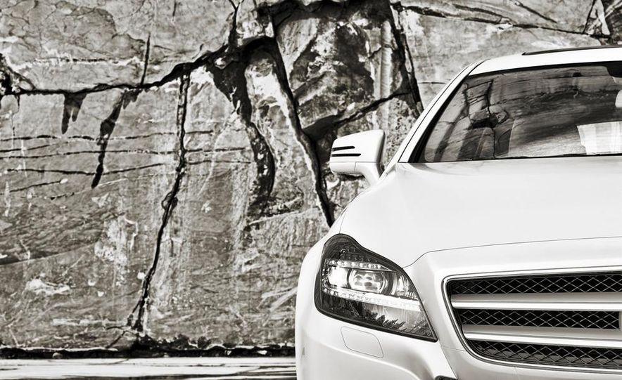 2013 Mercedes-Benz CLS500 4MATIC Shooting Brake - Slide 23