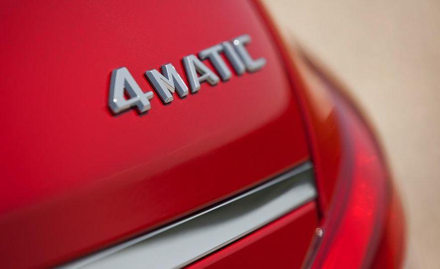 2013 Mercedes-Benz CLS500 4MATIC Shooting Brake - Slide 14