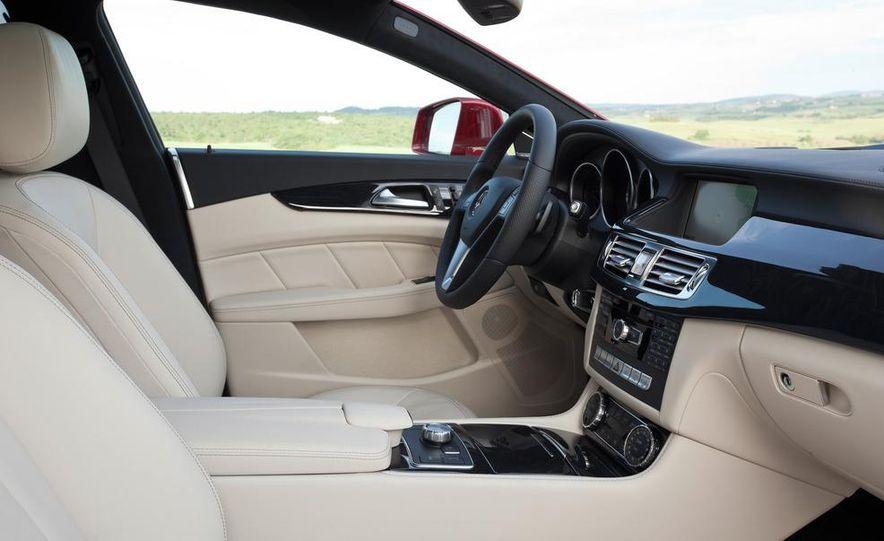 2013 Mercedes-Benz CLS500 4MATIC Shooting Brake - Slide 17