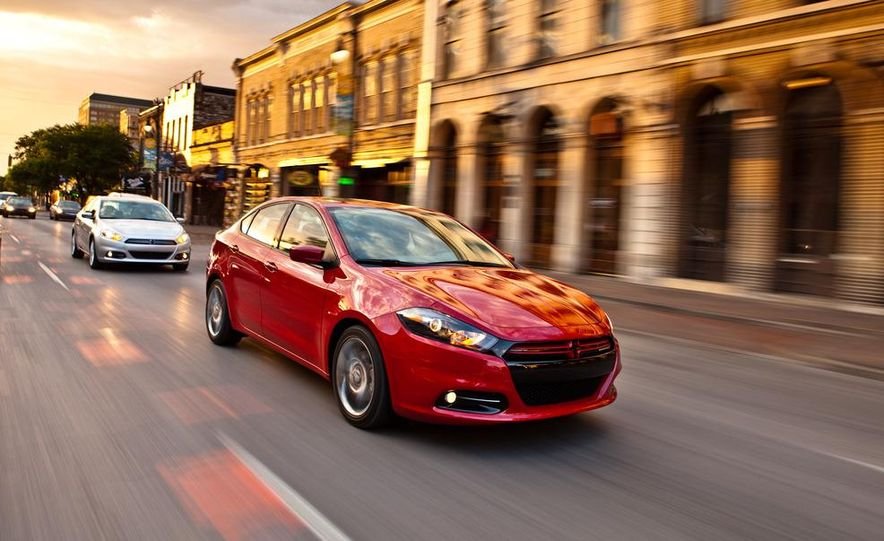 2013 Dodge Dart Rallye - Slide 21