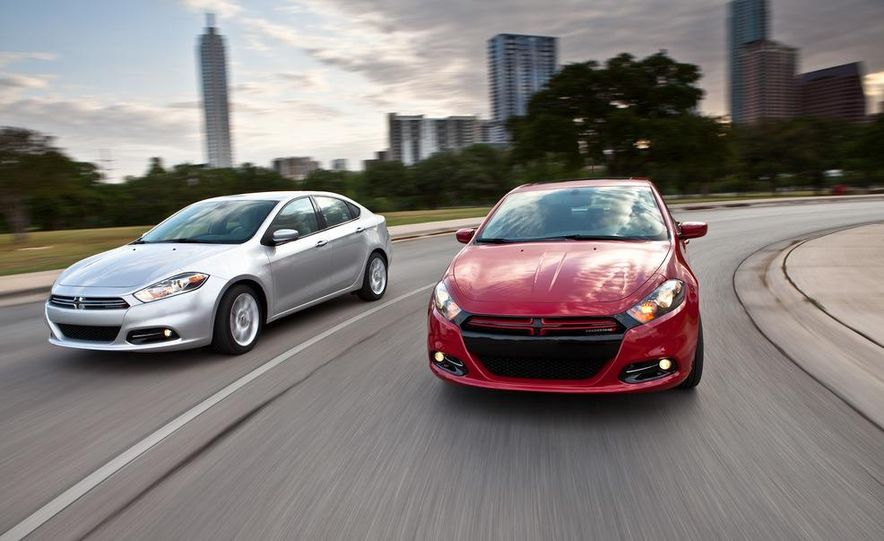 2013 Dodge Dart Rallye - Slide 22
