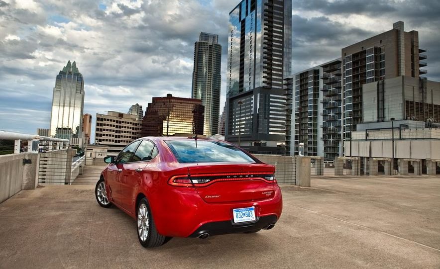2013 Dodge Dart Rallye - Slide 20