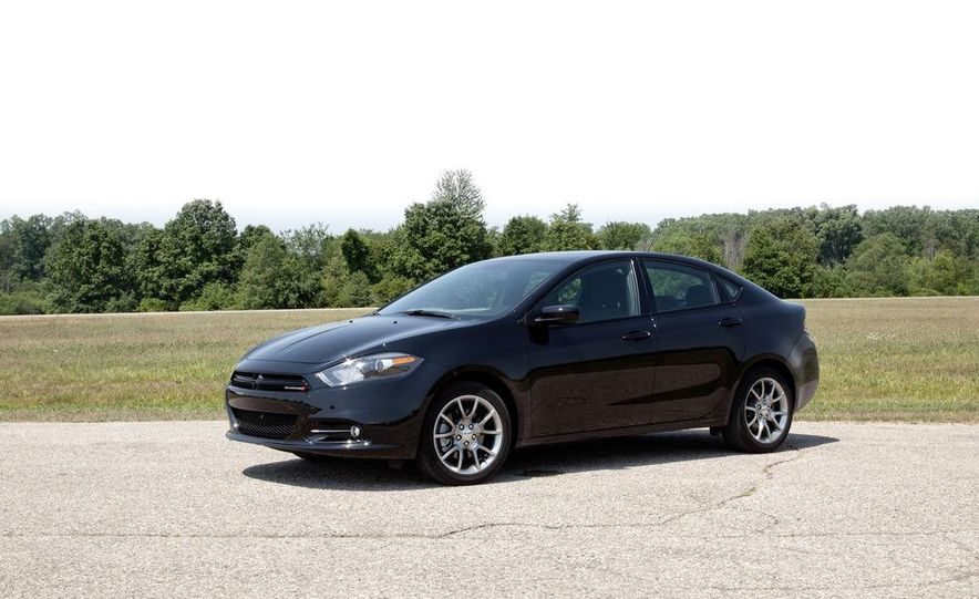 2013 Dodge Dart Rallye - Slide 1