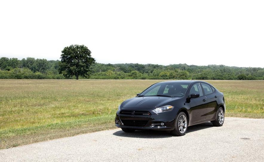 2013 Dodge Dart Rallye - Slide 3