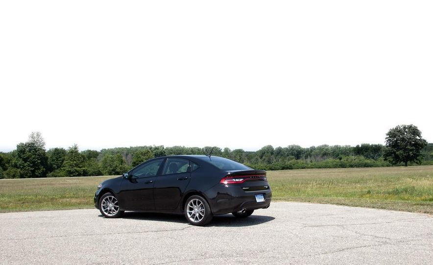 2013 Dodge Dart Rallye - Slide 6