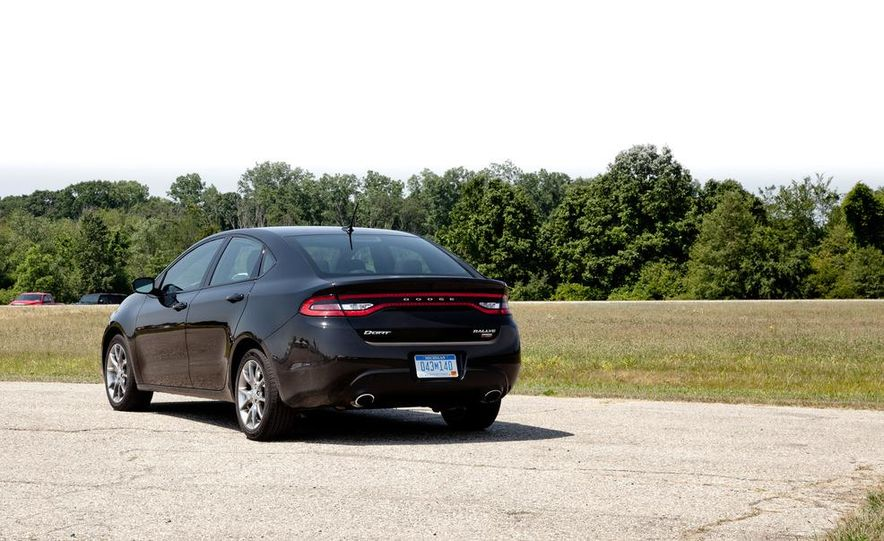 2013 Dodge Dart Rallye - Slide 9