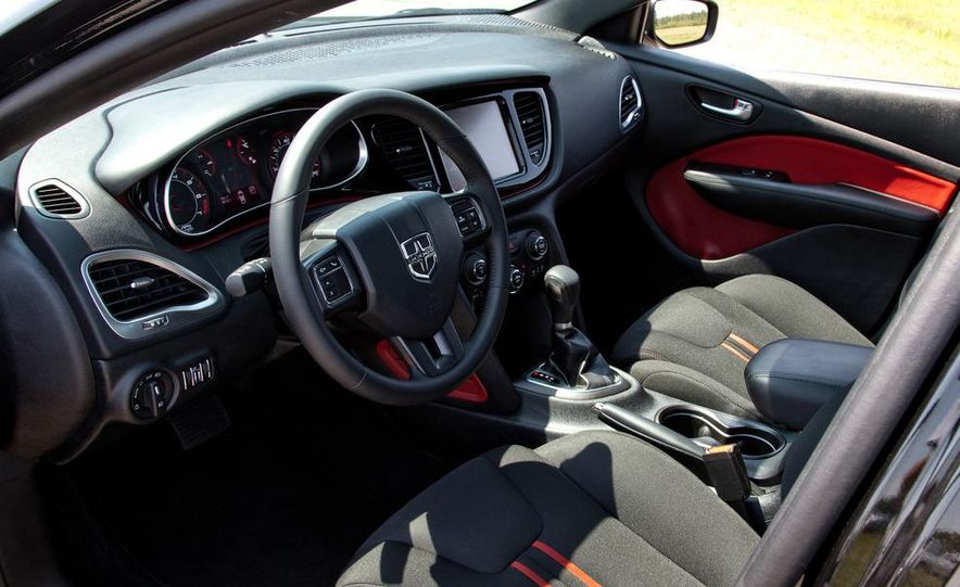 2013 Dodge Dart Rallye - Slide 15