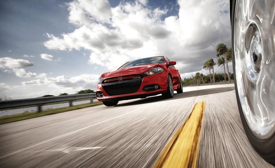 2013 Dodge Dart Rallye - Slide 19