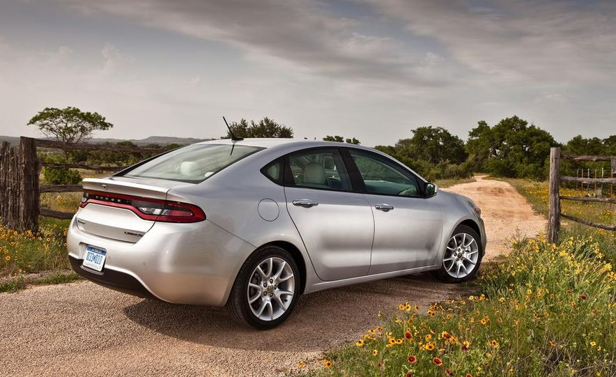 2013 Dodge Dart Limited - Slide 19