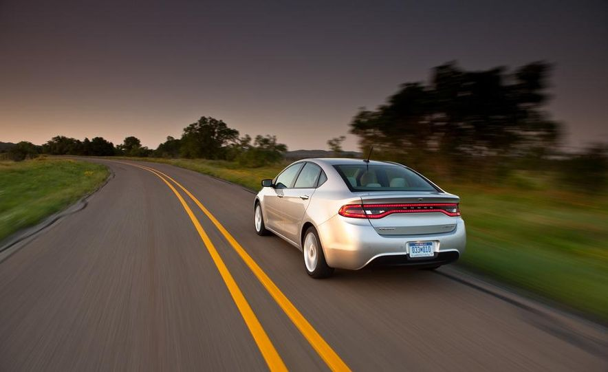 2013 Dodge Dart Limited - Slide 20