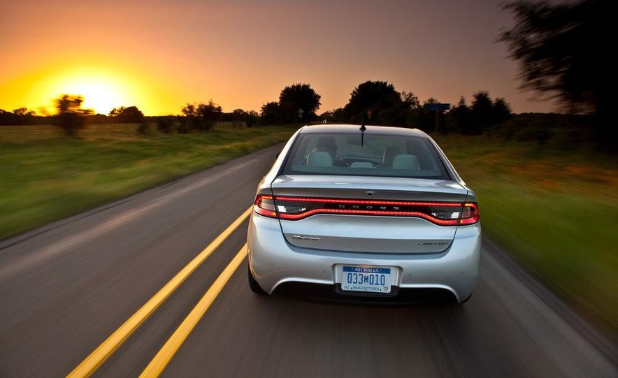 2013 Dodge Dart Limited - Slide 21