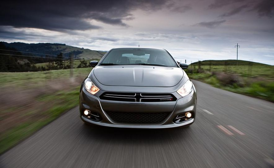 2013 Dodge Dart Limited - Slide 23