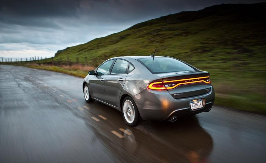 2013 Dodge Dart Limited - Slide 24