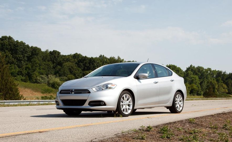 2013 Dodge Dart Limited - Slide 1