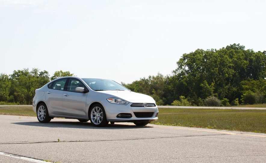 2013 Dodge Dart Limited - Slide 3