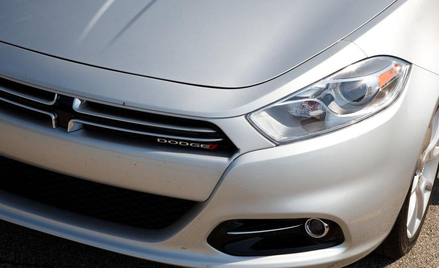 2013 Dodge Dart Limited - Slide 8