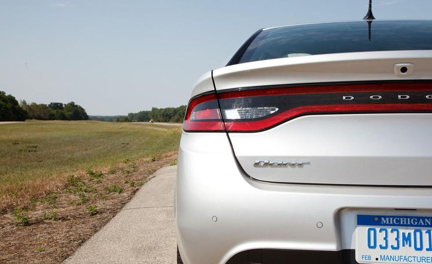 2013 Dodge Dart Limited - Slide 10