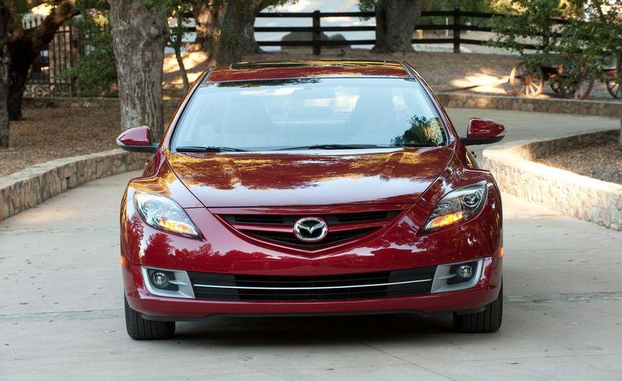 2014 Mazda 6 (artist's rendering) - Slide 13