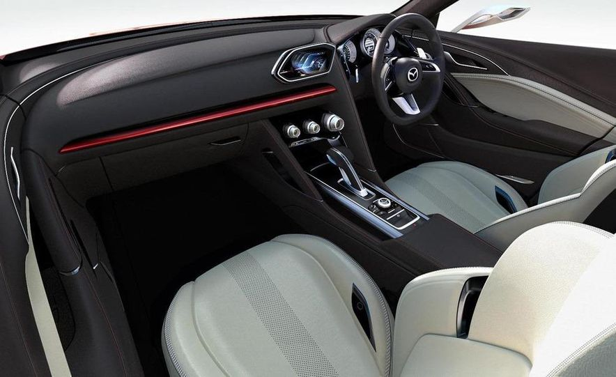 2014 Mazda 6 (artist's rendering) - Slide 6