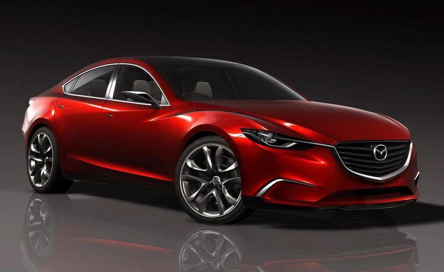 2014 Mazda 6 (artist's rendering) - Slide 2