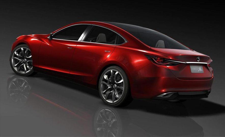 2014 Mazda 6 (artist's rendering) - Slide 4