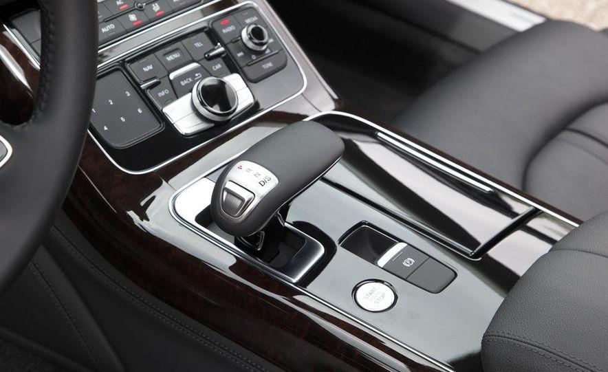 2013 Audi A8L 3.0T Quattro - Slide 30