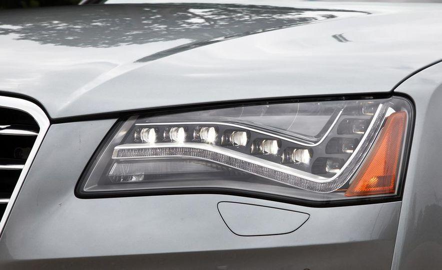 2013 Audi A8L 3.0T Quattro - Slide 20