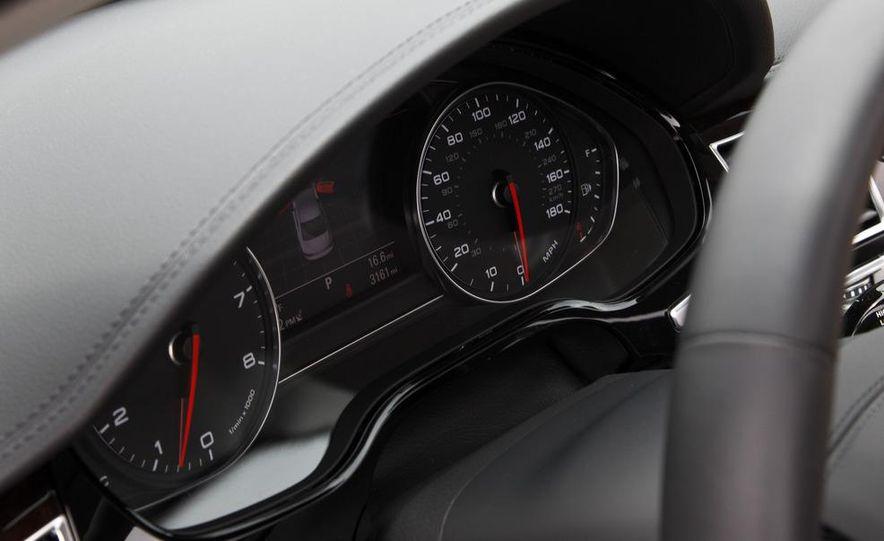 2013 Audi A8L 3.0T Quattro - Slide 29