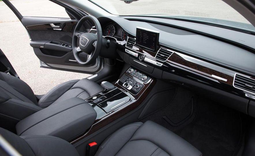 2013 Audi A8L 3.0T Quattro - Slide 23