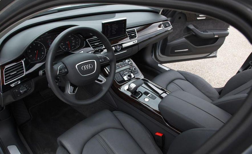 2013 Audi A8L 3.0T Quattro - Slide 25