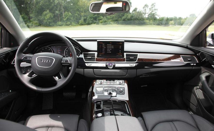 2013 Audi A8L 3.0T Quattro - Slide 27