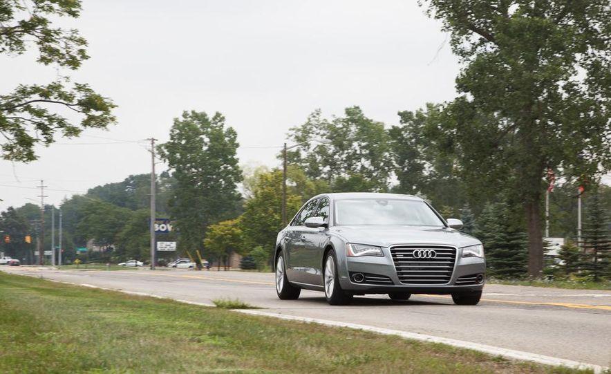 2013 Audi A8L 3.0T Quattro - Slide 3