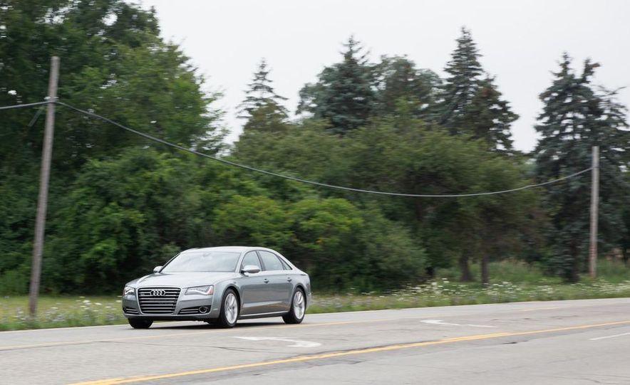2013 Audi A8L 3.0T Quattro - Slide 4