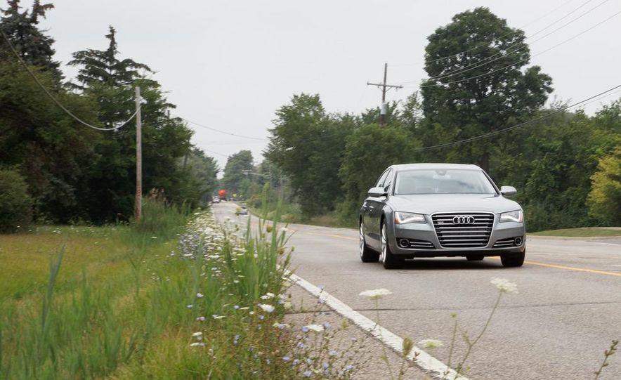 2013 Audi A8L 3.0T Quattro - Slide 5
