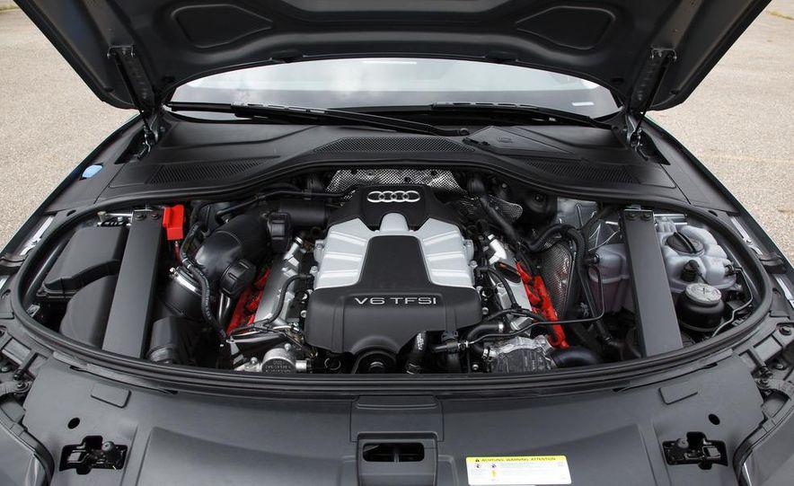 2013 Audi A8L 3.0T Quattro - Slide 31