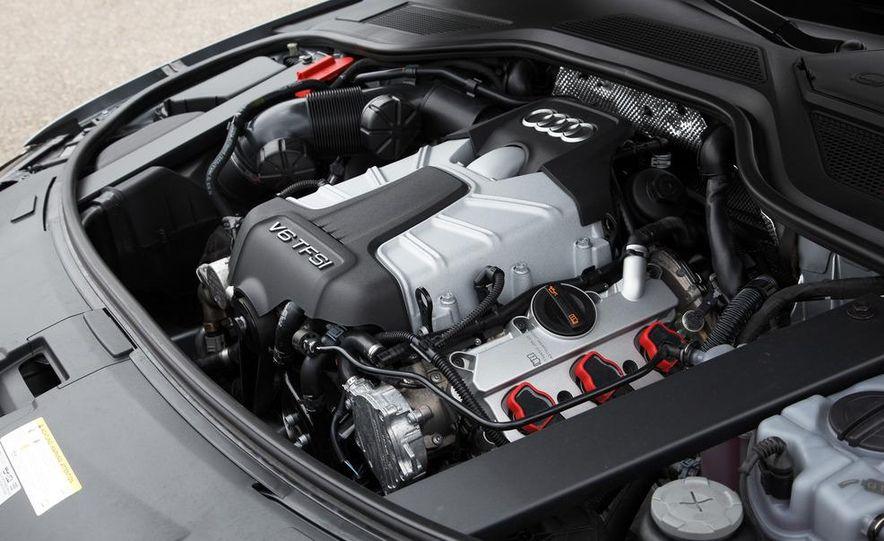 2013 Audi A8L 3.0T Quattro - Slide 32