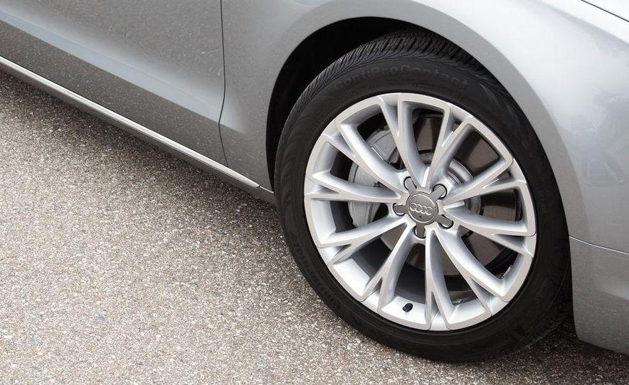 2013 Audi A8L 3.0T Quattro - Slide 22