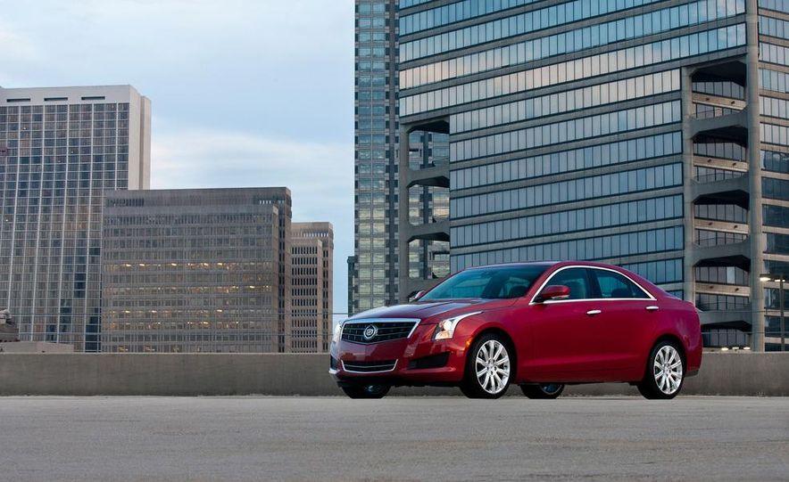 2013 Cadillac ATS 2.0T - Slide 1