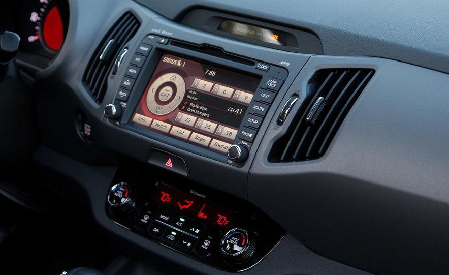 2012 Kia Sportage SX AWD - Slide 54