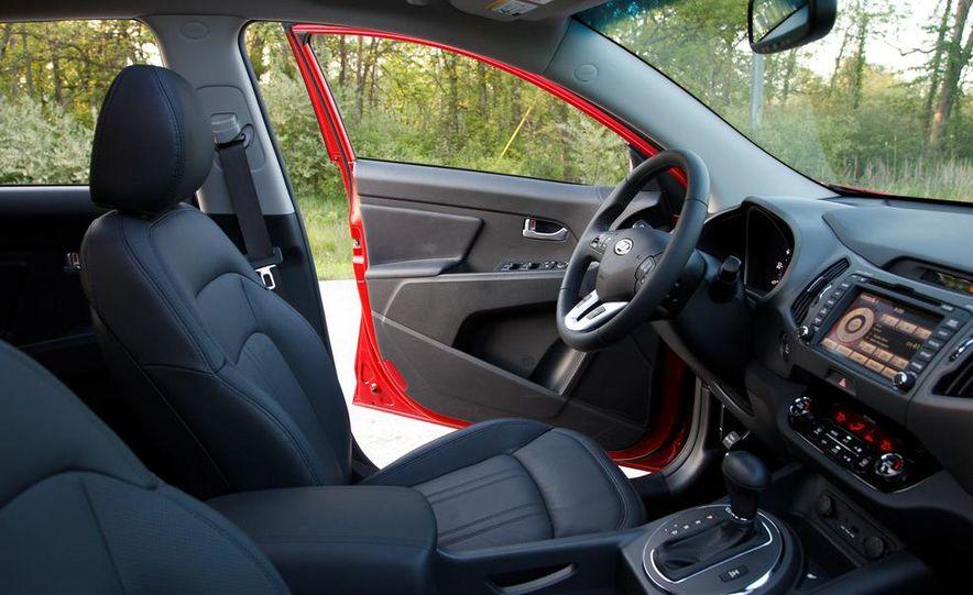 2012 Kia Sportage SX AWD - Slide 61