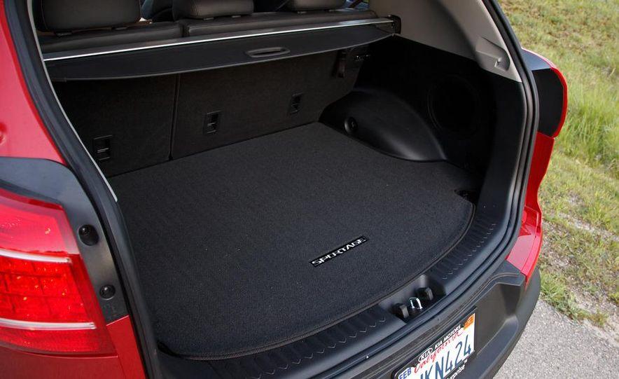 2012 Kia Sportage SX AWD - Slide 65