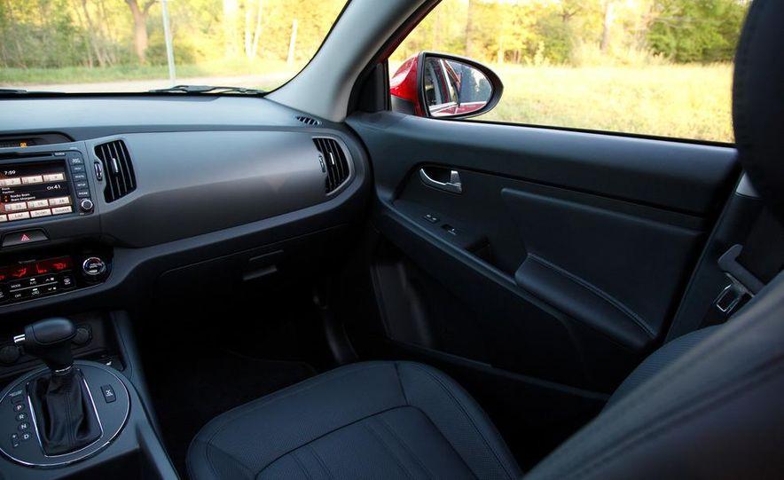 2012 Kia Sportage SX AWD - Slide 58