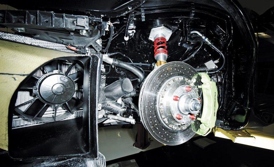 Champion Motorsport Porsche 911 Turbo RSR - Slide 35