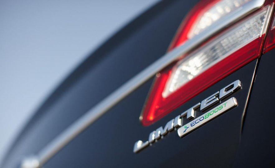 2013 Ford Taurus Limited 2.0L EcoBoost - Slide 7