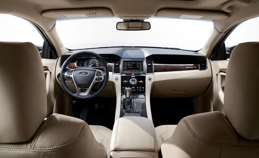 2013 Ford Taurus Limited 2.0L EcoBoost - Slide 11