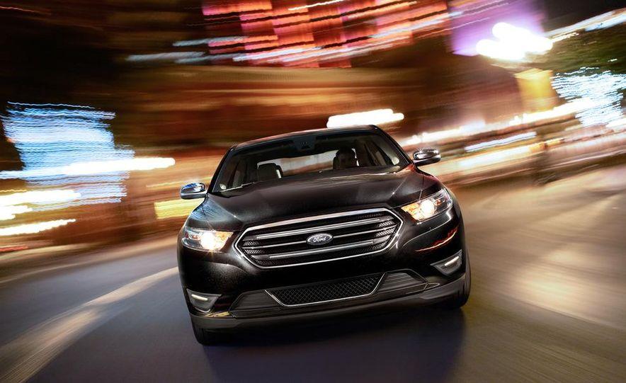 2013 Ford Taurus Limited 2.0L EcoBoost - Slide 1