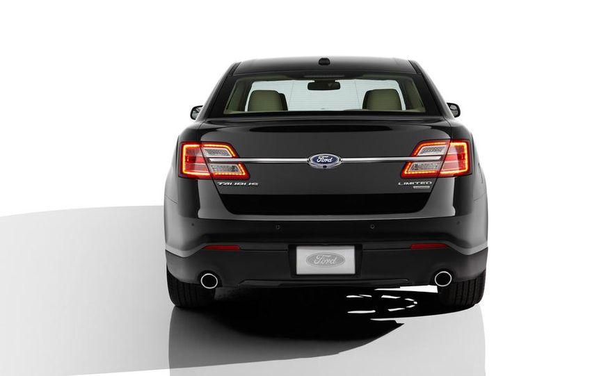 2013 Ford Taurus Limited 2.0L EcoBoost - Slide 5