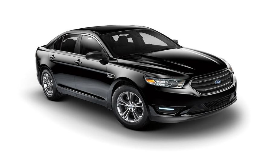 2013 Ford Taurus Limited 2.0L EcoBoost - Slide 12